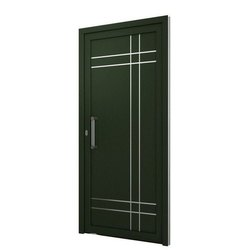 Interior Finished Solid Wood Door, For Home