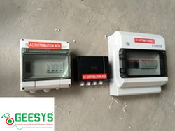 Solar Array Junction Box for 10KWp