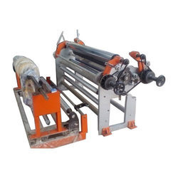 PVC Film Slitting Rewinder Machine