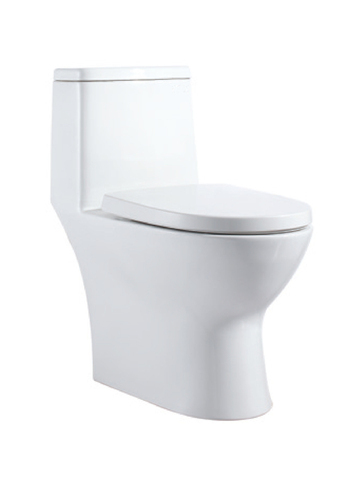 Sanitary Ware Crescent Single Piece Parry Ware Wholesale