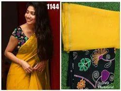 Party Wear Banglory Silk Saree