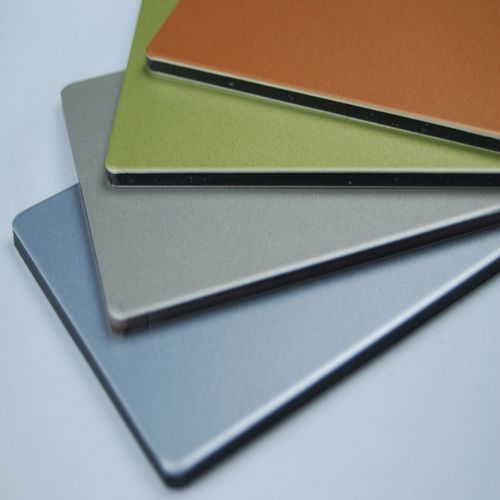Acp Sheets With Labour Work