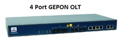 4 Port GEPON OLT