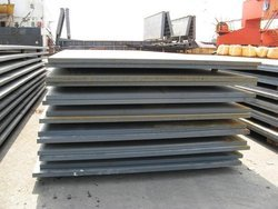 SS 400 Hot Rolled Plates