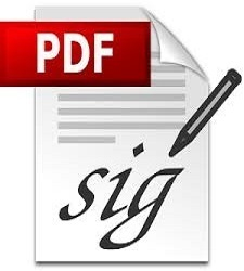 PEARLINFO PEARL PDF Signer Software
