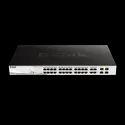 D-Link DES 1210-28 28port Etherent Switch