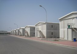 Prefabricated Labour Quarters