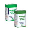 Meropenem for Injection USP 500 mg/ 1gm