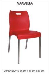 Polypropylene Plastic Hotel Chair