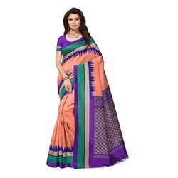 Casual Wear Bhagalpuri Silk Sarees