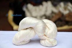 Lace Weight Raw Silk 2 Ply yarn