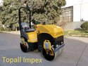 FVR1200 - Ride On Vibratory Roller