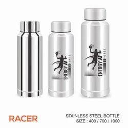Silver Steel Bottle 800 Ml
