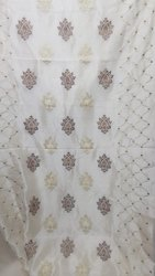 Tishu Embroidery Curtains