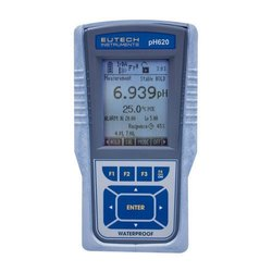 Waterproof Cyberscan pH620 pH/ mV/ ION/ Temperature Meter