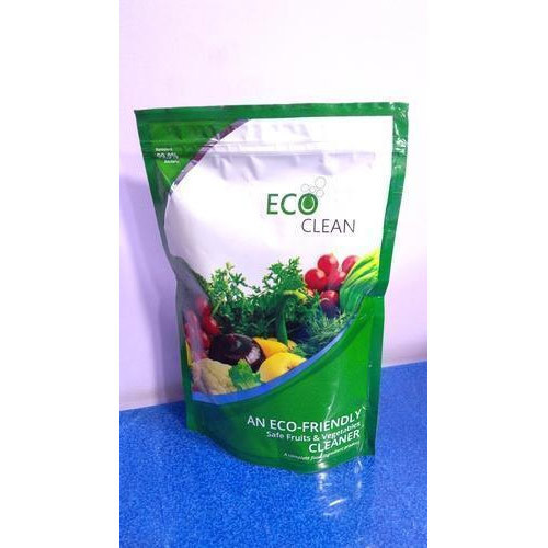 Powder Fruits and Vegetables Cleaner, Packaging Type: Sachets , Grade Standard: Reagent Grade