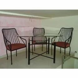 Three Seater Table and Chair Set