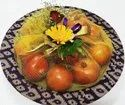 Fruits Packing for wedding