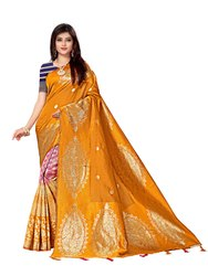 271 Handloom Cotton Silk Saree