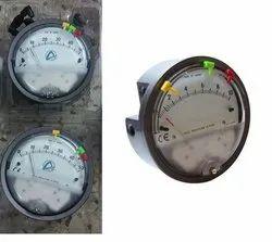 Aerosense Model ASGC-10MM Differential Pressure Gauge Range 5 -0-5 mm