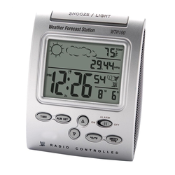 Radio Controlled Wireless Weather Station