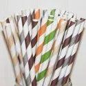 6 Mm Plain White Paper Straw