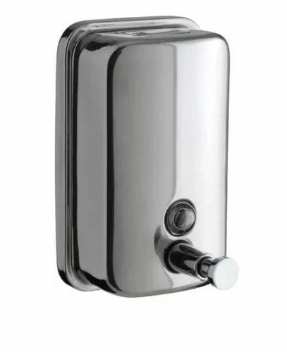 3931c5201a171 Stainless Steel Liquid 800 Ml Soap Dispenser