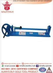 Gold Tool Draw Bench Hand Operated