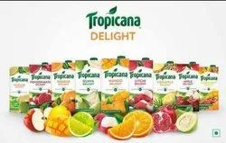 Litchi Tropicana Delight Juice 1l, Packaging Size: 1000 mL