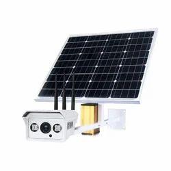 Solar Bullet Camera