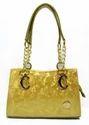 Michael Kors Golden Gorgeous Handbag For Party