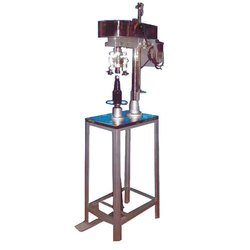 Bottle Cap Sealing Machine Semi Automatic