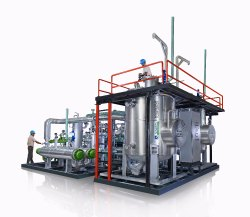 EIL Approved Air Dryer (HOC Cum No Loss Split Flow) for Refineries
