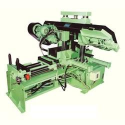 BDC-200 A Fully Automatic Double Column Band Saw Machine