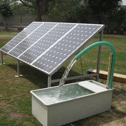 Irrigation Solar Water Pump