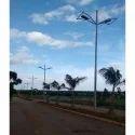 Electrical Street Light Pole