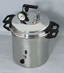 Stainless Steel Portable Autoclave