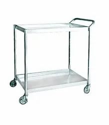 WIPL Stainless Steel Tray Trolley