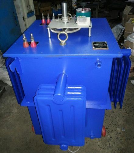 Three Phase Oil Cooled Auto Transformer