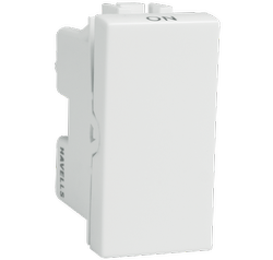Grey, White 10 AX 1way Switch