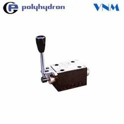 Polyhydron Hand lever valve