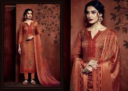 Sargam Prints Kohinoor Vol-2 Series Stylish Party Wear Pashmina Suit