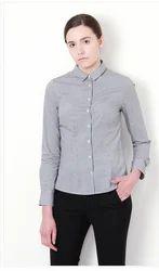Van Heusen Grey Shirt