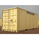 Mobile Shipping Container
