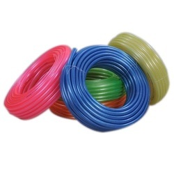 Multicolour PVC Opaque Tube
