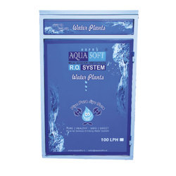 Aqua Soft 100 LPH Industrial RO System, 500 Liter per hour