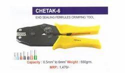 Chetak 6 Crimping Tool