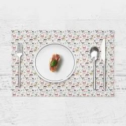 Woven Printed Placemats