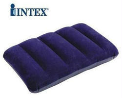 intex travel portable fabric comfortable air pillow intpiw