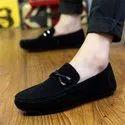 A Sacker Pedaling The Bean Shoes